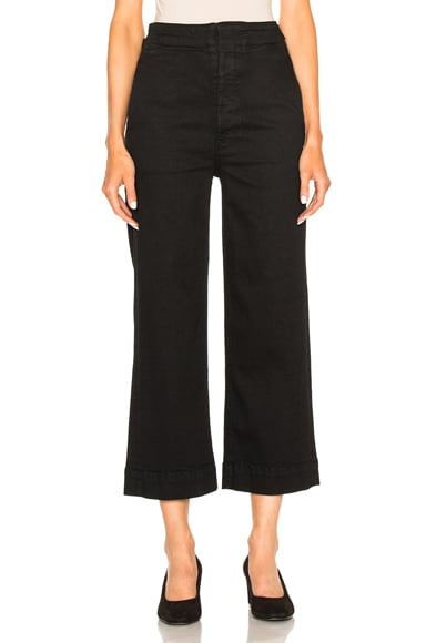 MOTHER Cinch Greaser Pant in Not Guilty