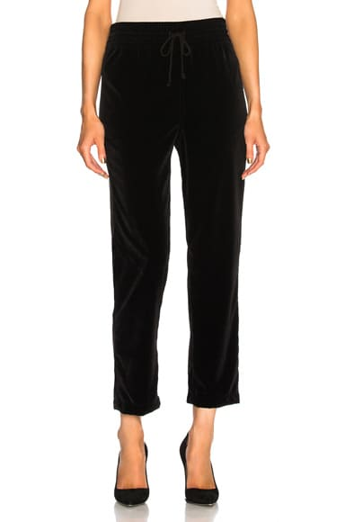 Lounger Ankle Sweatpant