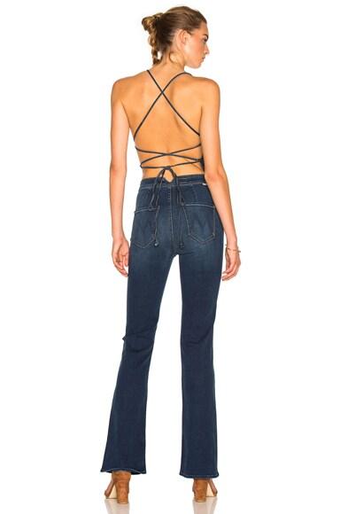 Tie Back Jumpsuit