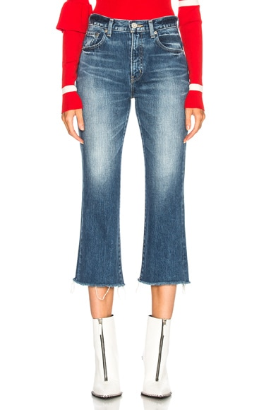 Ely Cropped Flare