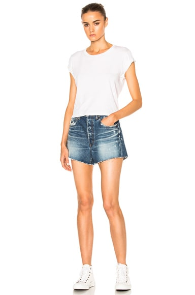 Woodside Denim Shorts