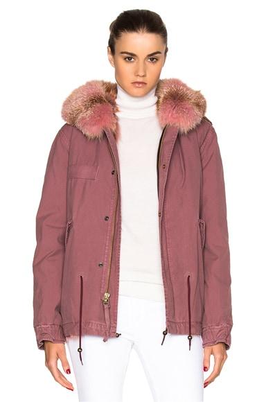 Mini Parka Jacket