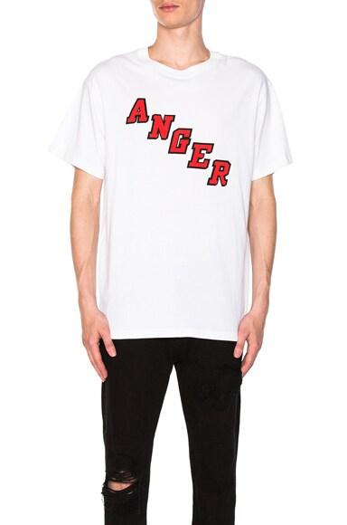 Anger Short Sleeve