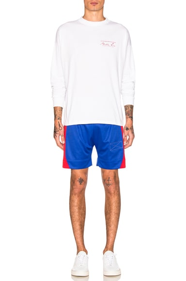 Long Sport Shorts