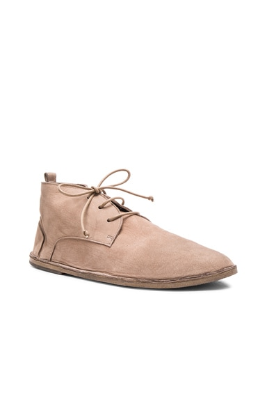 Marsell Desert Boots in Taupe