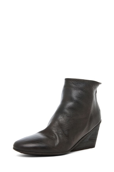 Pennolina Wedge Bootie