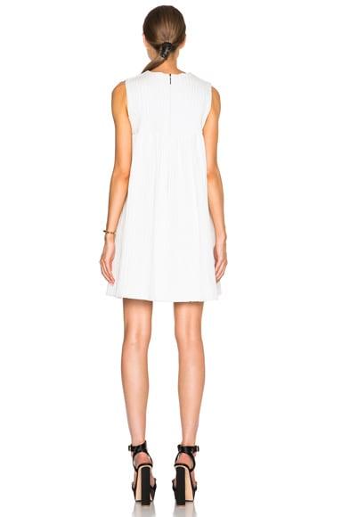 Seersucker Mini Dress