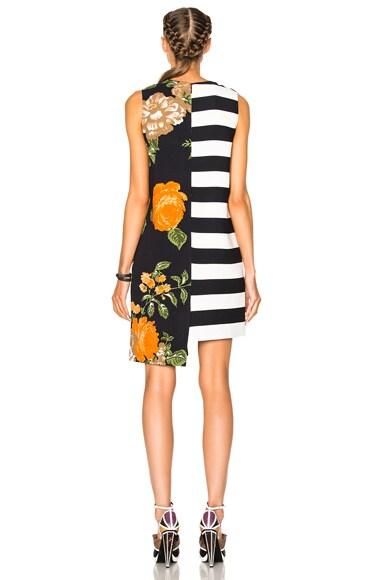 Stripe Printed Dress