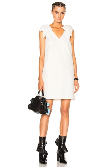 Sleeveless Tie Dress