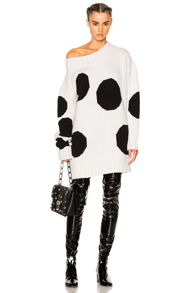 Dot Sweater