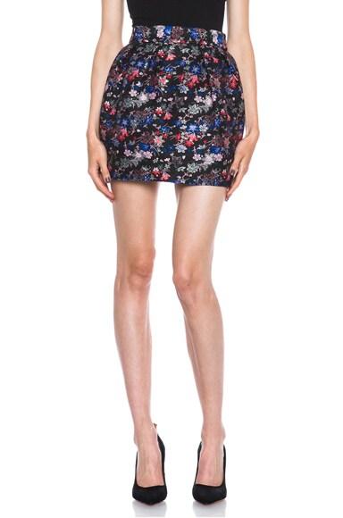 Brocade Poly Skirt