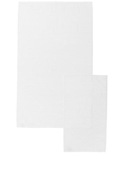 Kian 2 Piece Towel Set