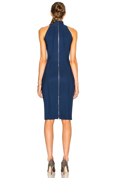 Sleeveless Mega Milano Dress