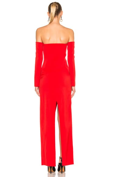 Viscose Cady Gown