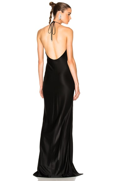 Luxury Jersey Gown