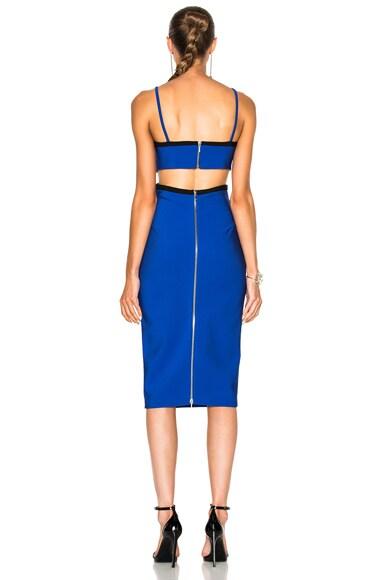 Mega Milan Bicolor Dress