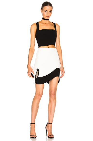 Double Sable Skirt