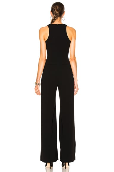 Technical Cady & Metal Jumpsuit