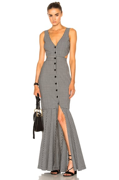 Judith Gingham Dress