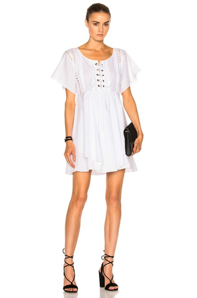Marissa Webb Shona Dress in White