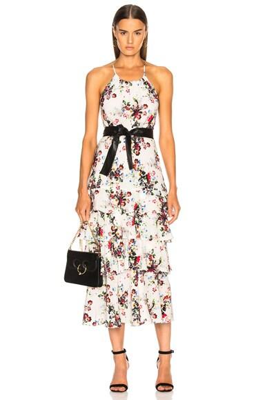 Everleigh Print Dress