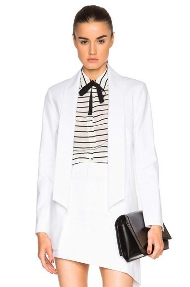Marissa Webb Brunella Blazer in White