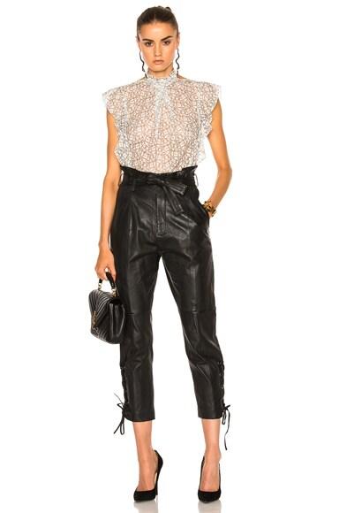 Kitana Leather Pant