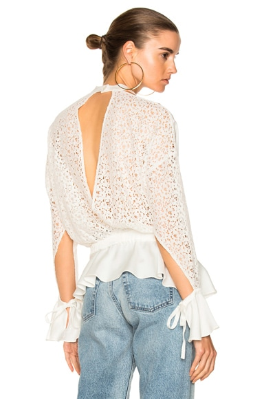 Sullivan Lace Top