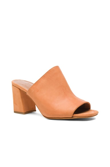 Leather Penelope Mules