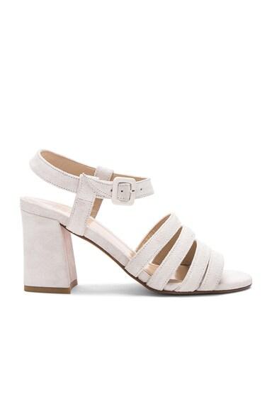 Suede Palma High Heels
