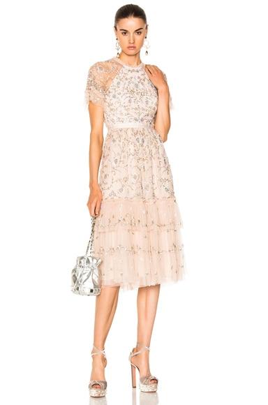 Constellation Lace Dress