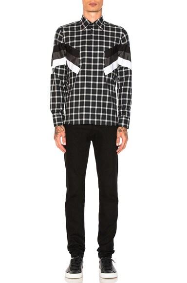 Modernist Tartan Shirt