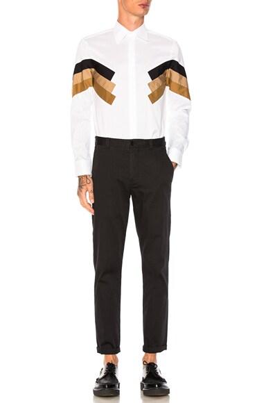 Modernist Poplin Shirt