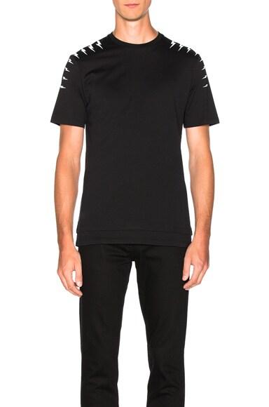 Thunderbolt Shoulder Shirt