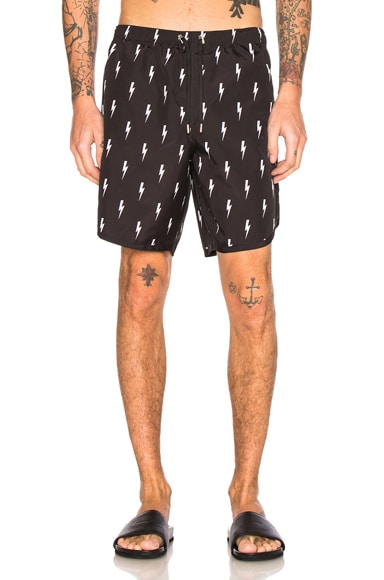 Thunderbolt Swim Trunks