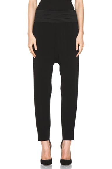 Loose Track Pant