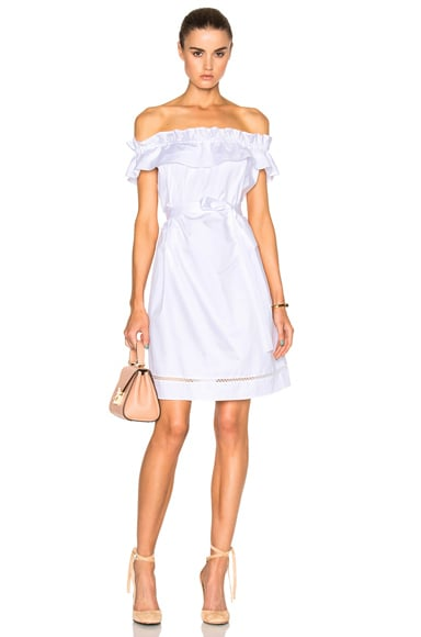 Sofia Ruffle Dress