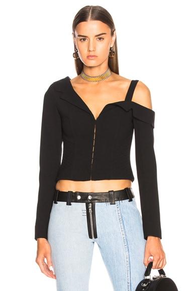 Shoulder Slip Jacket