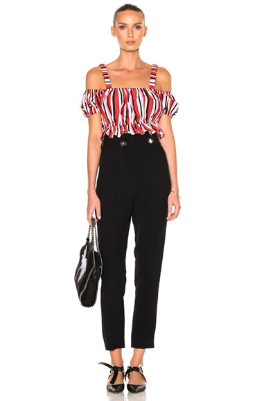 Amalfi Stripe Rosie Top