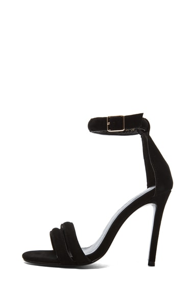 Jocelyn Kid Suede Heels