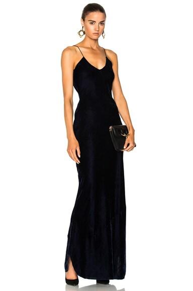 Velvet Sasha Gown