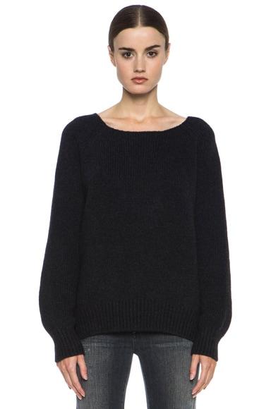 Oversized Raglan Sweater