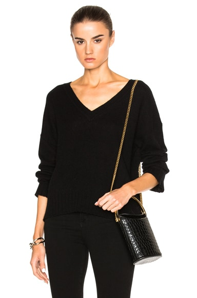 Nili Lotan Gabrielle Sweater in Black