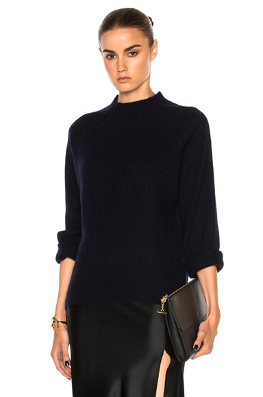 Nili Lotan Karoline Sweater in Ink