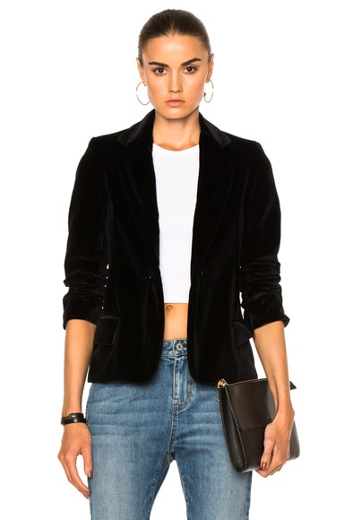 Nili Lotan Colbert Jacket in Black
