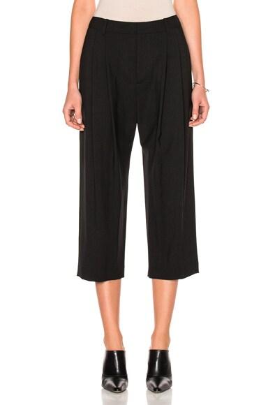 Nili Lotan Laney Pant in Black