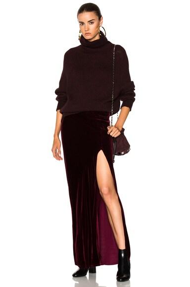 Maya Maxi Skirt