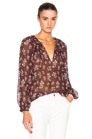 Blossom Saint Tropez Top