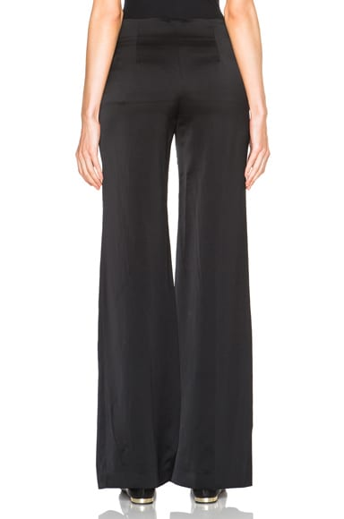 Fluid Satin Trousers