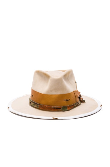 Nick Fouquet for FWRD Bash Fedora in Bone